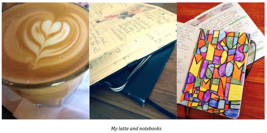 Latte&notebooks